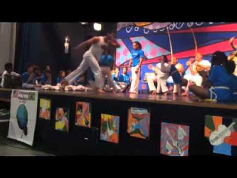 Capoeira Performance at Brooklyn New School, Brooklyn, NY