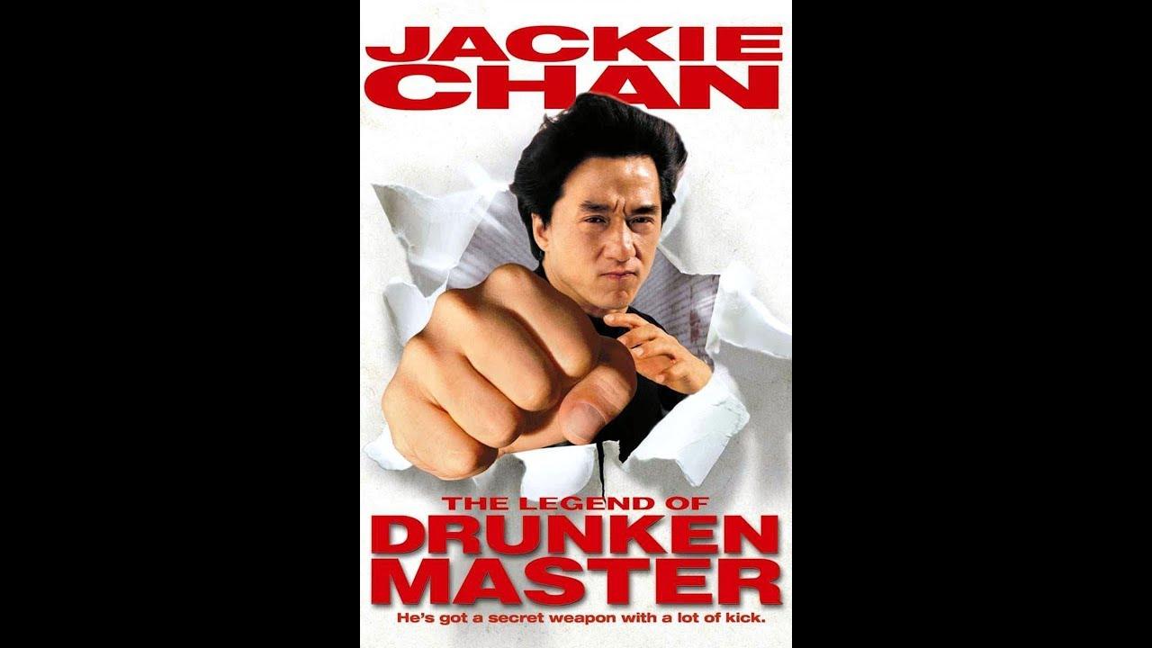 The Legend of Drunker Master (1994), salah satu film jackie chan terbaik