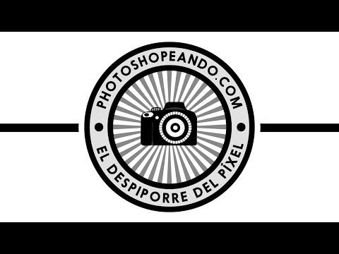[628] Colocar texto a lo largo de un círculo (o circunferencia) en Photoshop