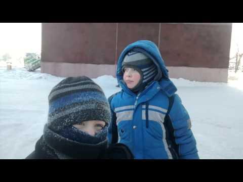 Siberian weather