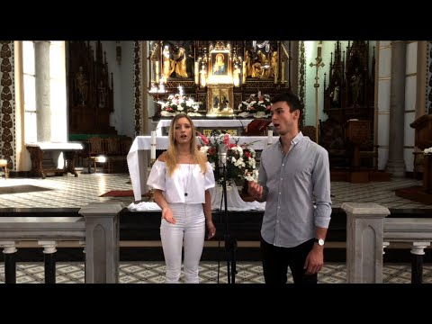 Wiktoria & Joachim - Ave Maria - Oprawa muzyczna ślubu
