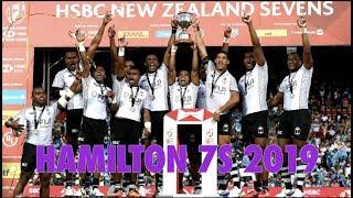Fiji's Highlights/ Best Moments (Hamilton7s 2019)