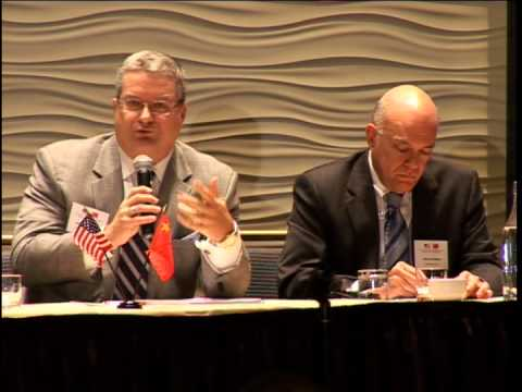 """12th Annual U.S.-China Trade Conference """"Leveraging China in the New Economic Order"""" Part 3"""
