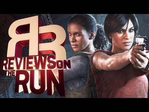 Uncharted: The Lost Legacy Game Review - Reviews on the Run - Electric Playground