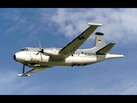 Breguet Br.1150 Atlantic Fly For Peace 2014 Trapani