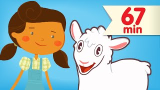 Mary Had A Little Lamb | + More Super Simple Nursery Rhymes