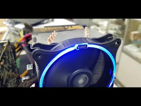 Кулер PcCooler GI-UX4 Corona B