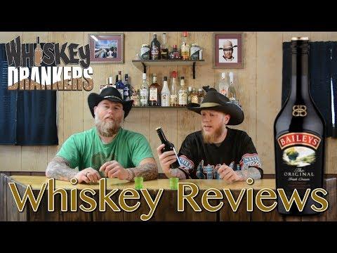 Baileys Irish Cream / Whiskey Review