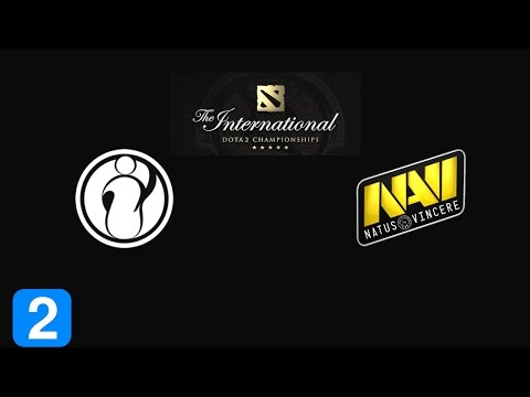 Highlights Invictus Gaming vs Natus Vincere Game 2- The International 2015 poster