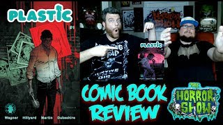 """Plastic"" vol. 1 2017 Horror Comic Book Review - The Horror Show"