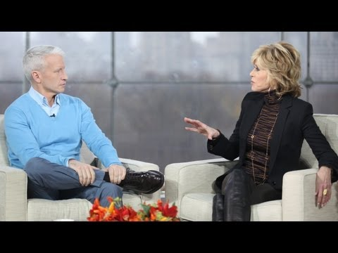 Jane Fonda on Exercise: 'It Changes Your Head'