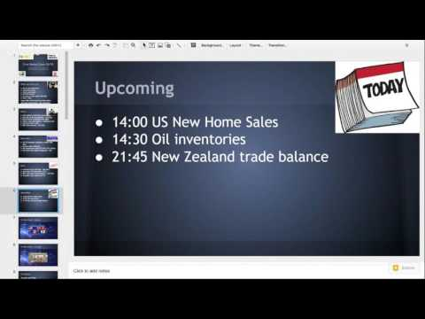 Live Europe Market Open with Yohay Elam 10/26