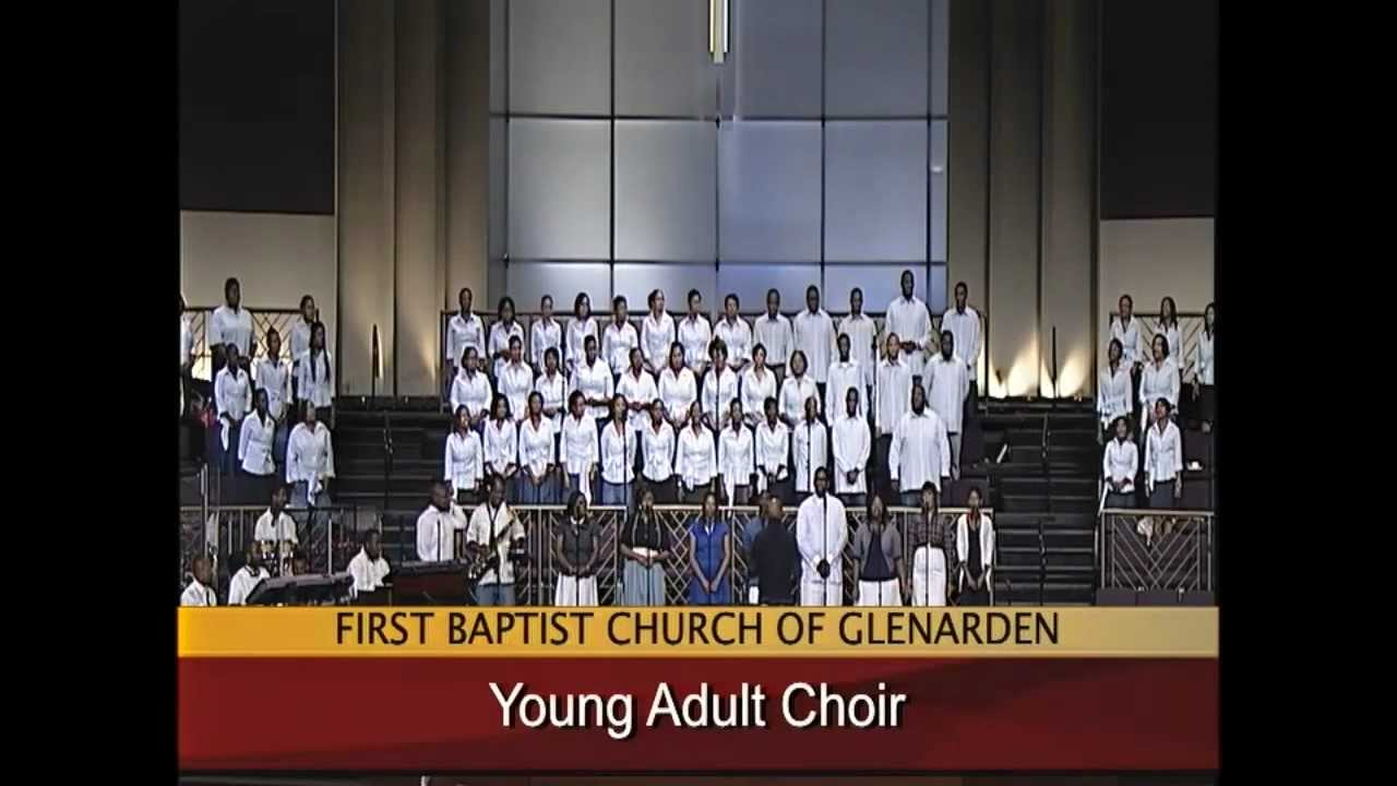 """I Open My Mouth To The Lord"" Young Adult Choir - YouTube"