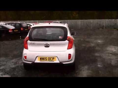 Wessex Garages, Cardiff, Ex Demo, Kia Picanto 1.0 1 air, Petrol, Manual, WM15OCP