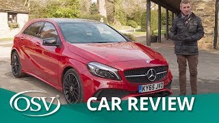 Mercedes A Class 2016 In-Depth Review | OSV Car Reviews