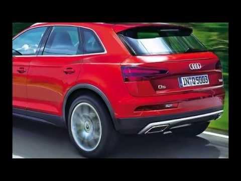 2017 Audi Q5 Redesign
