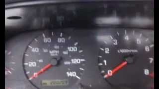2001 Nissan Altima Acting Up
