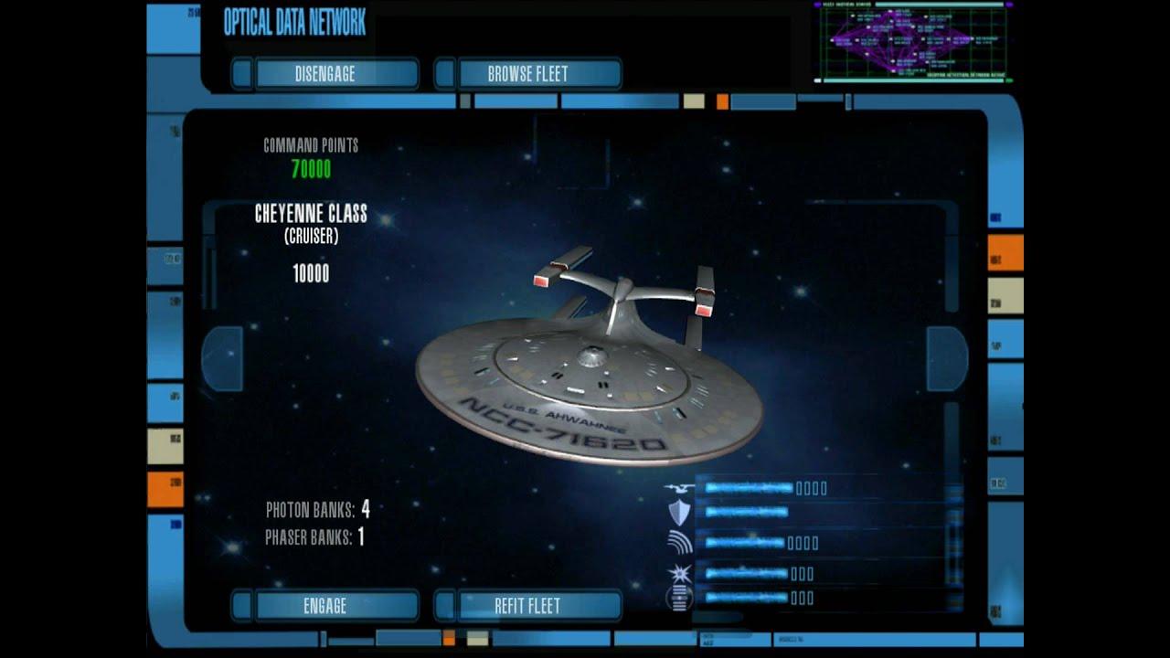 Star Trek Legacy Ultimate Universe U U 1 5 Mod