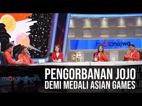 Mata Najwa Part 2 - Cerita Para Juara: Pengorbanan Jojo Demi Medali Asian Games