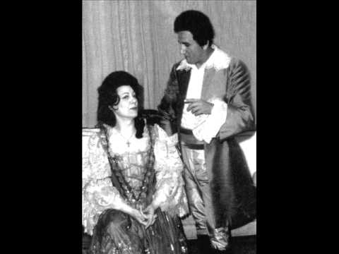 Renata Tebaldi Sings Ponchielli's La Gioconda 2nd Act Finale, 1967
