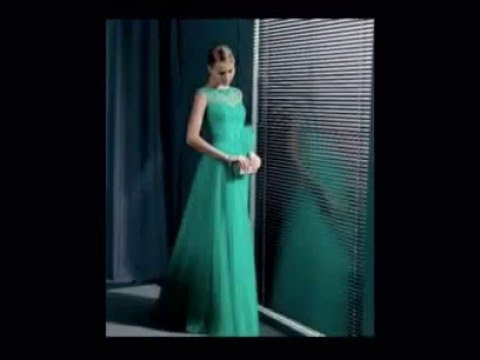 3b94d89be4 Fotos de Vestidos de Noche Liverpool - YouTube