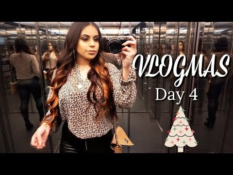 VLOGMAS DAY 4: NYC WITH COVERGIRL | JuicyJas