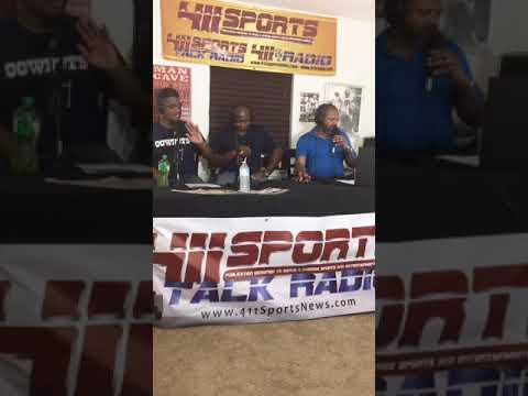411 Sports Talk Radio LIVE 10 10 2017