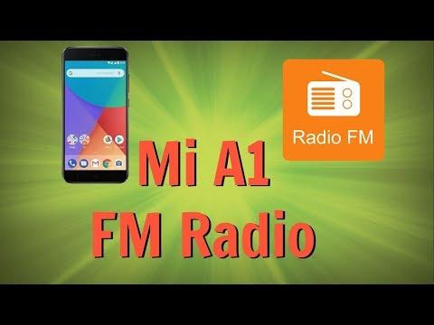 Enable FM Radio On MI A1 - NO ROOT - Listen Free RADIO On Mi A1