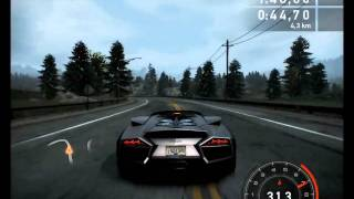 Need For Speed Hot Pursuit 2010 Gameplay PC HD Max Settings