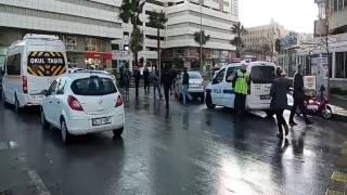 05.01.2017 İZMİR'DEKİ ÇATIŞMA ANI