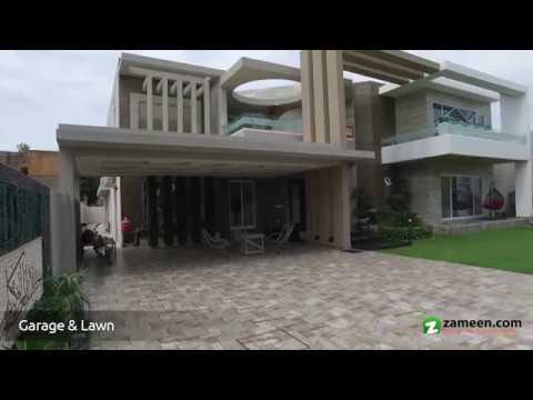 2 KANAL BRAND NEW BEAUTIFUL BUNGALOW IS AVAILABLE FOR SALE IN BLOCK R PHASE 2 DHA LAHORE