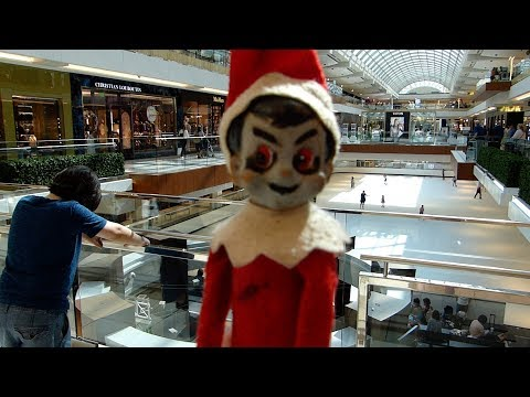 Elf on the Shelf: Vacay to Houston, Texas!