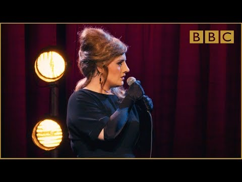 Thumbnail: Adele at the BBC: When Adele wasn't Adele... but was Jenny!