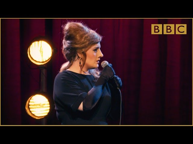 Adele at the BBC: When Adele wasnt Adele... but was Jenny!
