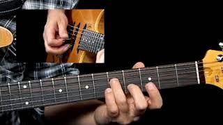 Tom Petty Style Guitar Lesson - Tom Tom Club - Rhythm Part 2