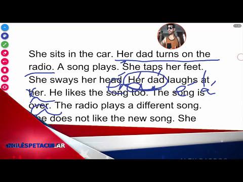 Fale Inglês Igual Gringo com a Aula de Inglês A SONG THEY LIKE