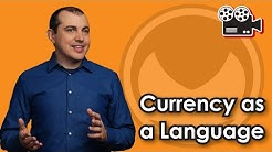 Currency as a Language - DogeCon 2014