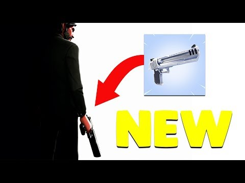 NEW HAND CANNON SOON! (Fortnite Battle Royale Live)