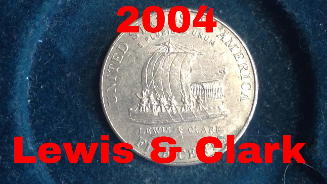 2004 Nickel: Lewis and Clark