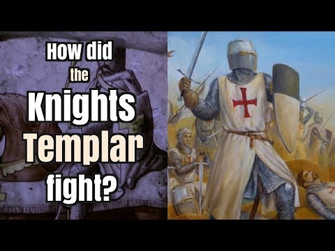 How Did the Knights Templar Fight?