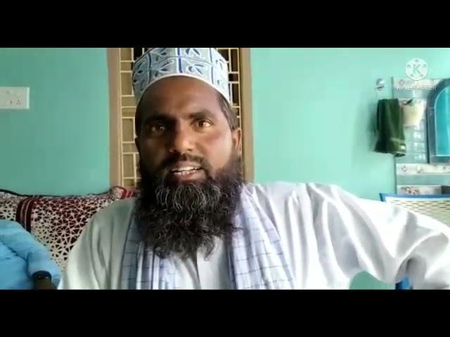 मौलाना इमरान सिद्दीकी ने विधायक हरी भूषण ठाकुर की बातों का किया खंडन। मधुबनी से जकी अहमद की रिपोर्ट