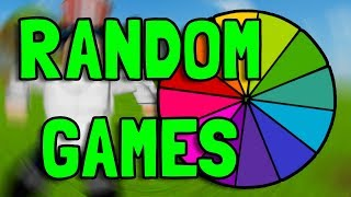 🔴 PLAYING EPIC RANDOM ROBLOX GAMES! | YOU GUYS PICK THE GAME! 😮 | ROBLOX LIVE ❕