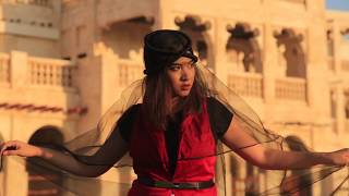 Souq Waqif Fashion Photoshoot with Dani