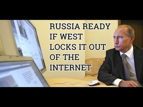 Russia Is Ready for a Shut-Down of the Internet — Putin's Adviser