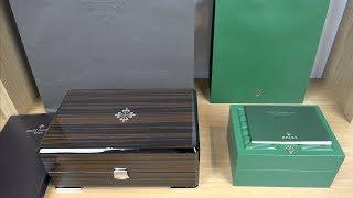 £26,000 Patek Philippe vs £7,000 Rolex