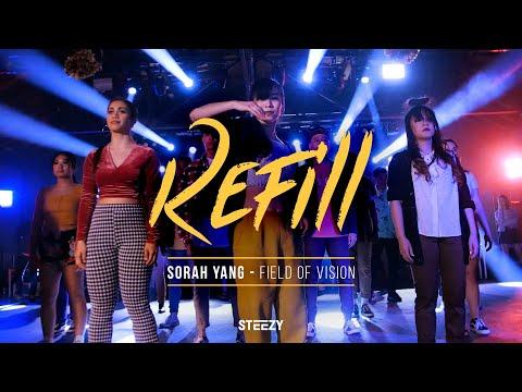REFILL | Sorah Yang Choreography | Field of Vision | STEEZY.CO