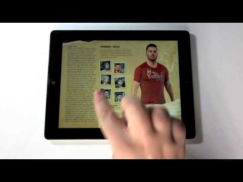 """""""Game Informer"""" Digital Tablet Magazine l Mag+"""
