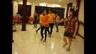 Bachatango Italiano   line dance, BHC
