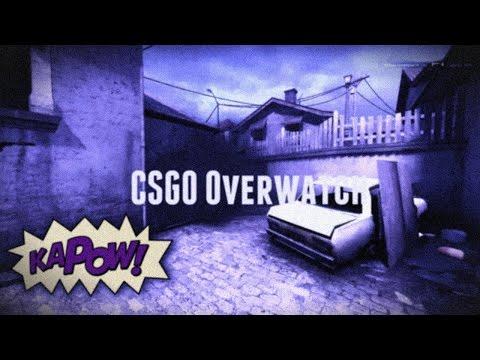 CSGO Overwatch! RIP Knife