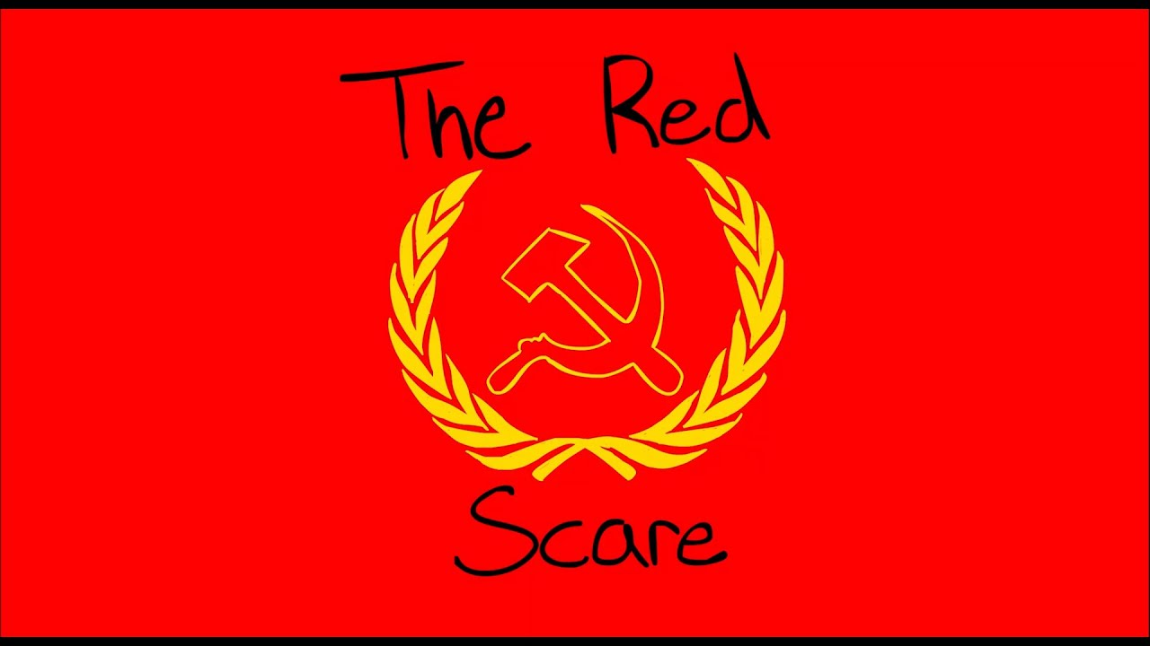 Image result for red scare